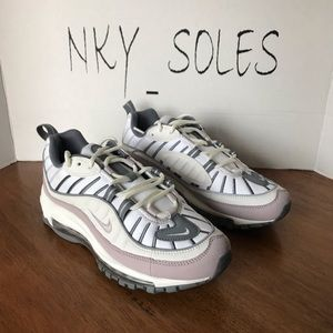 Women's Nike Air Max 98 Violet Ash Size 6.5